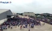 Thanh Hóa: 6.000 công nhân đình công, chính quyền tổ chức đối thoại
