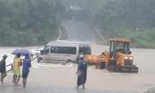 Thanh Hóa: Nhiều nơi bị cô lập do mưa lũ, thiệt hại khoảng 1.000 tỉ đồng