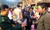 Thanh Hóa: Lũ quét cuốn mất tích 2 cán bộ Đồn Biên phòng Yên Khương
