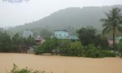 Thanh Hóa: 8 người chết và mất tích do mưa lũ