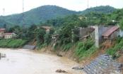 Phát hiện thi thể 2 người Lào bị lũ cuốn trôi vào Việt Nam