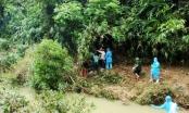 Thanh Hóa: Tìm thấy thi thể bé gái trong vụ lũ quét ở Lang Chánh
