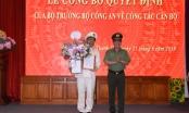 Bổ nhiệm Thiếu tướng Nguyễn Hải Trung làm Giám đốc Công an Thanh Hóa