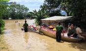 Thanh Hóa: Kinh hoàng lũ sông Mã, hàng ngàn ngôi nhà ngập chìm, sơ tán hàng vạn dân