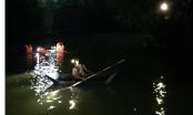 Thanh Hoá: Cảnh sát PCCC vớt thi thể 2 học sinh đuối nước