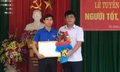 Thanh Hóa: Khen thưởng thầy giáo dũng cảm cứu học sinh đuối nước