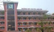 Thanh Hóa: 4 hồ sơ không hợp lệ...vẫn lọt vòng xét tuyển giáo viên trường Chuyên Lam Sơn