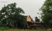 Thanh Hóa: Cán bộ xã xây nhà trái phép trên đất giao thầu, vi phạm hành lang đê