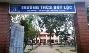 Thanh Hóa: Thầy giáo nhập viện vì bị người nhà học sinh đuổi đánh tại trường