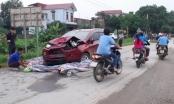 Thanh Hóa: Tạm đình chỉ Thiếu úy công an lái xe tông chết 2 mạng người