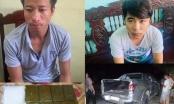 Thanh Hóa: Tóm gọn 2 đối tượng buôn cả ma túy lẫn thuốc nổ