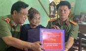 GĐ Công an tỉnh Thanh Hóa tri ân các gia đình thương binh, liệt sỹ