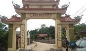 Triệu tập 11 đối tượng điều tra vụ côn đồ đập phá cổng làng