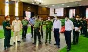Lễ tang nguyên Tổng Bí thư Lê Khả Phiêu trên quê hương Thanh Hóa đã được chuẩn bị hoàn tất