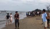 Ba em nhỏ bị đuối nước khi tắm biển tại Thanh Hóa