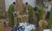 Sơn La: Phát hiện lượng lớn thuốc lá, rượu lậu