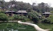 Xây resort không phép tại VQG Ba Vì: Chủ đầu tư thừa nhận sai sót