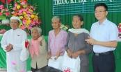 Bộ trưởng Lê Thành Long giải đáp những vấn đề nóng của các cử tri tỉnh Kiên Giang