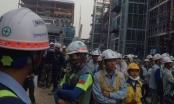 Vụ tai nạn lao động tại công trường nhà máy Samsung Bắc Ninh: Một người Hàn Quốc tử nạn