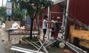"""Ninh Hiệp, Gia Lâm, Hà Nội: Giành lại vỉa hè, lòng đường bằng cách """"cắt điện sinh hoạt""""?"""