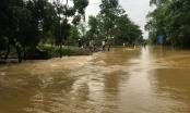 Thanh Hóa: 700 phạm nhân bị cô lập do nước lũ