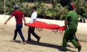 3 ni cô tử nạn khi tắm biển đầu năm