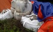 Vụ 233 tấn chất thải nguy hại tại Thái Nguyên: Chính quyền cho DN vừa đá bóng vừa thổi còi?