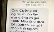 Điều tra vụ Chánh Văn phòng Đoàn đại biểu Quốc hội tỉnh Quảng Trị bị nhắn tin tống tiền