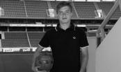 Sốc: Cầu thủ người Nga bị chết cóng vì đóng băng