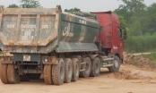 Vĩnh Phúc: Xe quá tải lách luật, nhiều tuyến quốc lộ bị cày nát