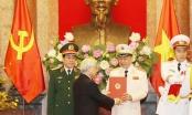 Bộ trưởng Công an Tô Lâm được thăng quân hàm Đại tướng