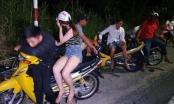 Công an tỉnh Kiên Giang truy bắt hàng trăm quái xế đua xe trong đêm