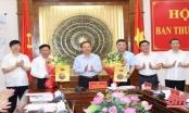 Ông Lê Anh Xuân được Ban Bí thư chuẩn y bầu bổ sung vào Ban thường vụ Tỉnh ủy Thanh Hóa