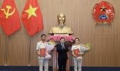 Chủ tịch nước bổ nhiệm 2 Phó Viện trưởng VKSNDTC