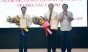 Tỉnh Điện Biên công bố bổ nhiệm nhiều cán bộ