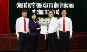Con trai đương kim Bí thư Tỉnh ủy Bắc Ninh giữ chức Bí thư Thành ủy Bắc Ninh
