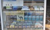 Bày bán một bao thuốc lá lậu có thể bị phạt tới 3 triệu đồng