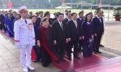 Dâng hương tri ân nhân kỷ niệm 1010 năm Thăng Long - Hà Nội