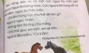 Bộ Giáo dục lên tiếng về SGK Tiếng Việt lớp 1