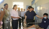 Bộ Y tế cử 7 tổ công tác đến miền Trung khắc phục hậu quả do thiên tai