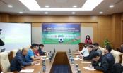 Bốc thăm giải bóng đá các cơ quan Trung ương mở rộng tranh cup Đại biểu nhân dân