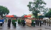 Công an Quảng Ninh ra quân mở đợt cao điểm bảo đảm an ninh trật tự Tết Nguyên đán Tân Sửu 2021