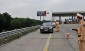 Tổng kiểm tra nồng độ cồn, tốc độ trên cao tốc Đà Nẵng – Quảng Ngãi