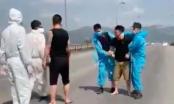 """Thêm tội tàng trữ ma túy cho đối tượng """"Thông chốt"""" bất thành đấm vào mặt CSGT tại Quảng Ninh"""
