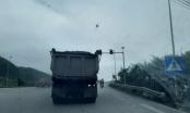 Để phục vụ bầu cử ĐBQH và HĐND, huyện Vân Đồn yêu cầu các doanh nghiệp tạm dừng việc vận chuyển đất đá