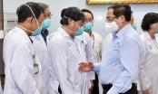 Thủ tướng Phạm Minh Chính gửi thư khen những 'chiến sĩ áo trắng' ở tuyến đầu chống dịch