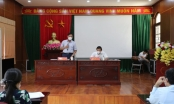 Đoàn công tác đặc biệt của Bộ Y tế làm việc với tỉnh Bắc Ninh tại Ban quản lý các khu công nghiệp
