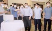 Thủ tướng đánh giá Bắc Ninh có nhiều sáng tạo trong phòng, chống dịch COVID-19