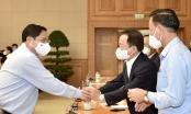Thủ tướng Chính phủ: Đồng hành với doanh nghiệp trên tinh thần '3 không và 5 thật'