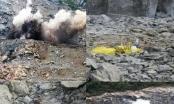 Nổ mìn tại mỏ quặng sắt khiến 2 người tử vong thương tâm tại Yên Bái